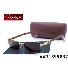 Cartier Wood Eyeglasses W321 - Cartier Wood Glasses