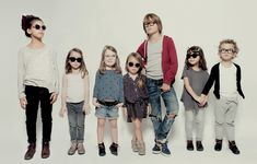Very French Gangsters : New Eyewear for Kids; cannot wait to have children!