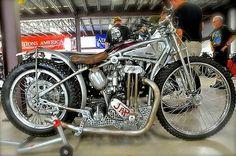 JAP speedway motorcycle