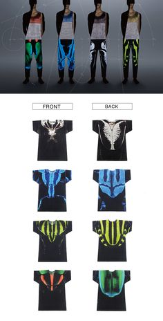 Insect print from plissé please home Issey Miyake May 2014