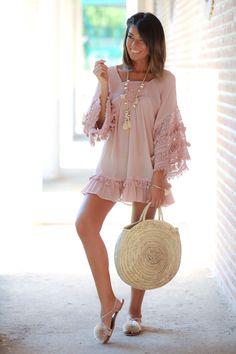 Bohemian Style Dresses, Boho Outfits, Spring Outfits, Cute Outfits, Fashion Outfits, Cute Fashion, Boho Fashion, Short Dresses, Summer Dresses