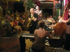 Tutors Concert @Dordogne Jazz Summer School http://www.jazzschool-dordogne.co.uk