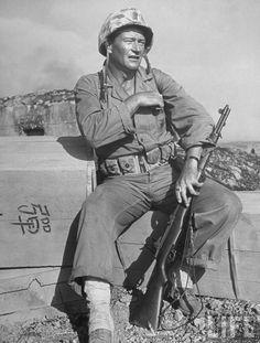 John Wayne 1950s celebrity
