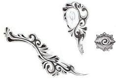 Tattooflash Tribal Designs by 2Face-Tattoo