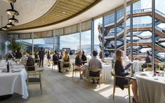 Gallery of Hudson Yards' Retail and Restaurant Spaces Unveiled in New Renderings - 4