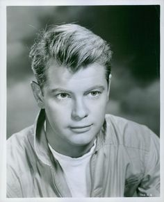 Vintage photo of Close up of American actor Troy Donahue, | eBay