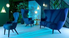 Living with ankan: #TOM DIXON @SELFRIDGES TOMORROW IN THE BLUES