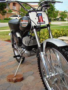 Take a look at many of my preferred builds - customized scrambler ideas like Harley Dirt Bike, Amf Harley, Motorcycle Dirt Bike, Motocross Bikes, Vintage Motocross, Scrambler Motorcycle, Moto Bike, Cool Motorcycles, Vintage Motorcycles
