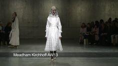 Meadham Kirchhoff   #FW2013   #LFW