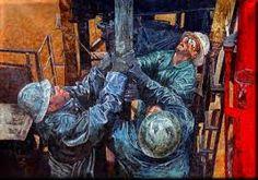 نتيجة بحث الصور عن roughneck oil Painting, Art, Craft Art, Paintings, Kunst, Gcse Art, Draw, Drawings, Art Education Resources