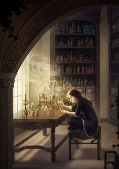 Flavia de Luce by Shilesque on DeviantArt