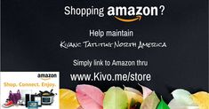 KTNA has a Corner Store! Click on the link and do all your shopping on Amazon.