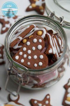 Galletas de jengibre y canela- una receta navideña