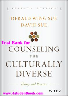 Free download fundamentals of human resource management 7th edition test bank for counseling the culturally diverse theory and practice 7th edition product details by derald wing sue author david sue author publisher fandeluxe Images