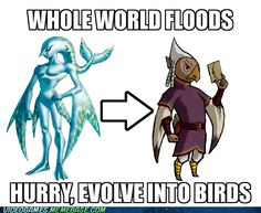 video game memes - Zelda Evolution. I don't get this, I understand it was for the plot, but WTF Nintendo!