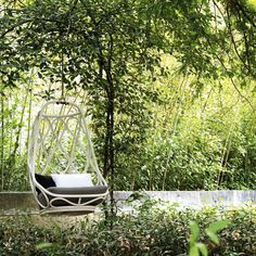 Love this chair! Nautica Swing Chair by Mut Design – Available On Expormim