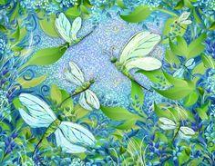 New Skin design by Juleez: Dragonfly Fantasy