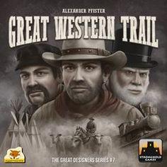 Great Western Trail on BoardGameGeek