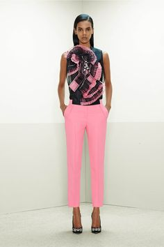 Catch me...I am about to pass out... Prabal Gurung | Pre-Fall 2014 Collection | Style.com