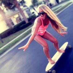 I want to longboardddddd