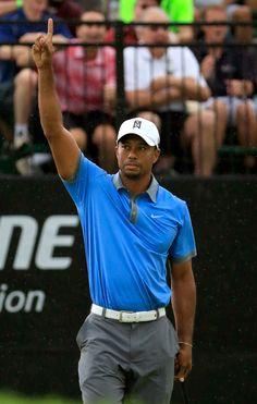 Tiger Woods - WGC-BRIDGESTONE INVITATIONAL