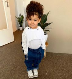 Cute Little Girls Outfits, Kids Outfits, Baby Outfits, Baby Momma, Cute Mixed Babies, Cute Babies, Afro, Baby Doll Nursery, Bffs