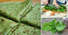 Una receta alternativa para utilizar espinaca en tus comidas de todos los días. Lee más en La Bioguía.                                                                                                                                                                                 Más