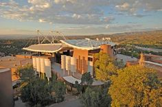 The Santa Fe Opera offers world-class performances in a gorgeous open-air theater 7 miles from Santa Fe. See fabulous shows in a breathtaking location.