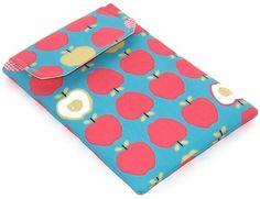 Ipad Mini Cover, Blackberry Playbook Sleeve APPLES