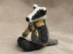 Crochet badger pattern | Craftsy