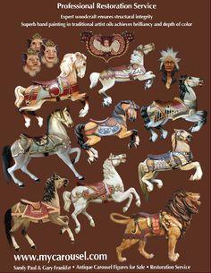 Screen shot at PM All The Pretty Horses, Beautiful Horses, Illustrations, Illustration Art, Carosel Horse, Pale Horse, Horse Costumes, Horse Pattern, Merry Go Round