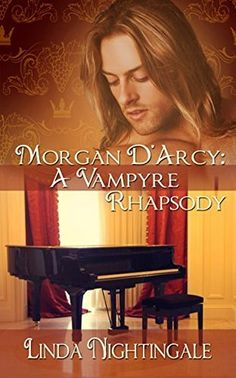 """Read """"Morgan D'Arcy: A Vampyre Rhapsody"""" by Linda Nightingale available from Rakuten Kobo. The greatest enemy of a vampire is boredom. Four centuries of existence have taught Lord Morgan Gabriel D'Arcy to fear n. Books To Read, My Books, Romance Authors, Cozy Mysteries, Paranormal Romance, Nightingale, Memoirs, Bestselling Author, Audiobooks"""
