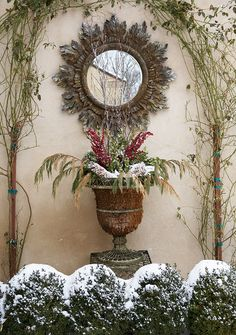 Outdoor Holiday Decorating | Traditional Home