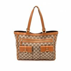 4a97006f8af LXRandCo guarantees this is an authentic vintage Gucci Abbey tote.