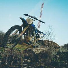 Vychádzka po mojom #Krasín #Dolná #Súča #Polníky #blue #blackbird #racing #250 #go #ride #and #feel #freedom #dirt #dirty #way #free #MX #motocross #cross #moto #bike #somewhere #life #chill #nature #sky #cloud #instashot #nocrop