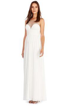 Chiffon Wedding Dress with Strapless Ruched Bodice Style White, 4 Sheer Wedding Dress, One Shoulder Wedding Dress, Wedding Dresses, Prom Dresses, Evening Dresses, White Maxi Dresses, White Dress, Dress Black, Azazie Bridesmaid Dresses