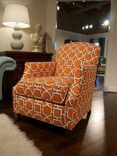 Trend alert: #geometrics - Huntington House showroom at High Point Furniture Market October 2013 #hpmkt