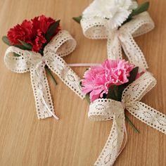 텐바이텐 10X10 : 핸드메이드 베이직 카네이션 코사지 Diy And Crafts, Crafts For Kids, Mom Day, My Flower, Dried Flowers, Floral Design, Gift Wrapping, Boutonnieres, Table Decorations