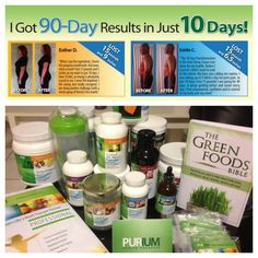 10 Day Transformation Cleanse 10 Day Cleanse Armor up Warriors  WealthOfHealthWarriors@gmail.com http://www.mypurium.com/WealthOfHealthWarriors  Redeem $50 Gift Card: WealthOfHealthWarriors