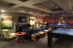 Life is all about fun and games - especially in the Family Game Room at @dbaspen #aspen