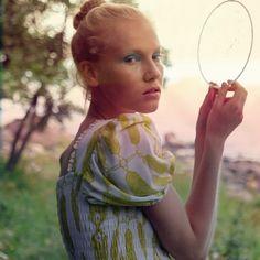 Ivana Helsinki Nature Photoshoot