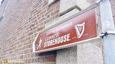 Cosa vedere a Dublino: il Guinness Store. Informazioni utili per visitare la Fabbrica della Guinness.
