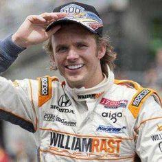 Dan Wheldon...10/16/11: IndyCar driver Dan Wheldon died after suffering severe injuries in a 15-car wreck at the Las Vegas Indy 300. He was 33 years old. The two-time Indianapolis 500 winner (including this year's event) was critically hurt when his car sailed over the top of another during a massive, fiery wreck on Lap 13.