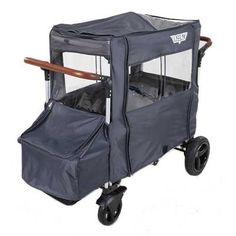 Keenz Wagon Wind Cover (Grey) #parents #stroller #pram #baby #pushchair #supremestroller