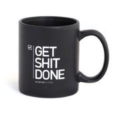 Get Shit DONE coffee mug, http://www.amazon.com/dp/B00CMC71TW/ref=cm_sw_r_pi_awd_Srlvsb0TT71CD