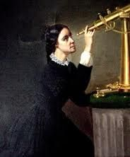 UK: Mary Fairfax Somerville (1780 – 1872) was a Scottish science writer and polymath, at a time when women's participation in science was discouraged. She studied mathematics and astronomy, and was the second woman scientist to receive recognition in the United Kingdom after Caroline Herschel. http://en.wikipedia.org/wiki/Mary_Somerville