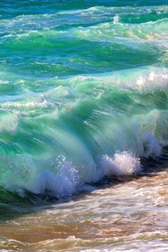 photography Sea Photography To Bring You Closer To The Wondrous World Of Oceans fotografia do mar 24 No Wave, Water Waves, Sea Waves, Sea And Ocean, Ocean Beach, Nature Beach, Ocean Sunset, Blue Beach, Beautiful Ocean