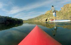 January Paddle Arizona  #paddleAZ #Arizona  #sup #paddleboard #bogaboards #NSP