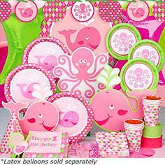 1st birthday ideas for girls - Google Search