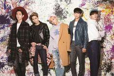 """SHINee new japanese album """"DxDxD"""""""
